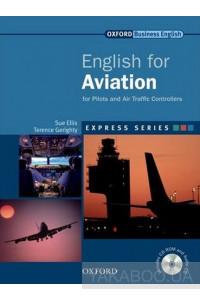 Фото - English for Aviation. Student's Book (+ CD-ROM)