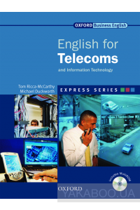 Фото - Oxford English for Telecoms and Information Technology. Student's Book (+ CD-ROM)