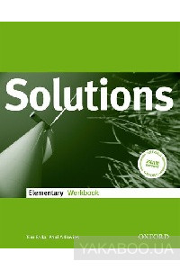 Фото - Solutions Elementary. Workbook