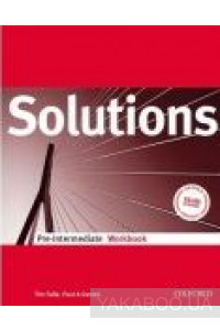 Фото - Solutions Pre-Intermediate. Workbook