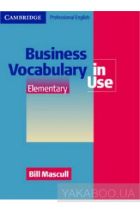 Фото - Business Vocabulary in Use. Elementary