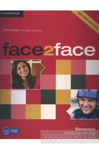 Фото - Face2face. Elementary Workbook with Key
