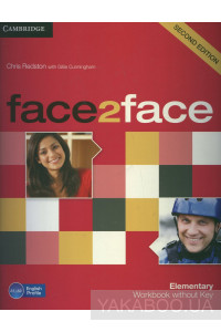 Фото - Face2face. Elementary Workbook without Key