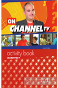 Фото - On Channel TV. Elementary. Activity Book