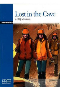 Фото - Lost in the Cave. Intermediate. Arbeitsbuch