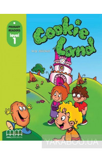 Фото - Cookie Land. Level 1. Student's Book (+CD)
