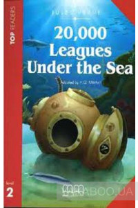 Фото - 20000 Leagues Under the Sea. Book with CD. Level 2
