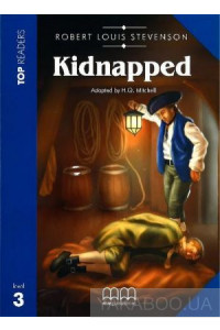 Фото - Kidnapped. Book with CD. Level 3