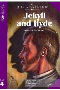 Фото - Jekyll and Hydy. Book with CD. Level 4