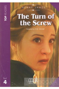 Фото - The turn of the screw. Book with CD. Level 4