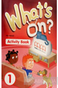 Фото - What's on 1. Activity Book