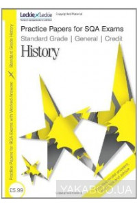 Фото - Standard Grade General. Credit History Practice Papers for SQA Exams