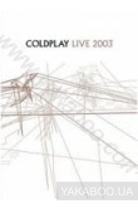Фото - Coldplay: Live 2003 (DVD)