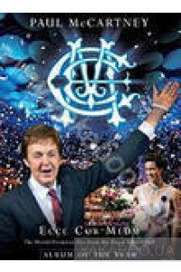 Фото - Paul McCartney: Ecce Cor Meum (DVD) (Import)