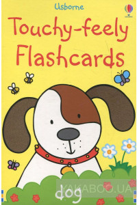 Фото - Touchy-feely flashcards
