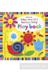 Фото - Baby's very first touchy-feely playbook