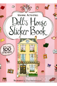 Фото - Doll's House Sticker Book