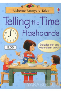 Фото - Telling the Time. Flashcards
