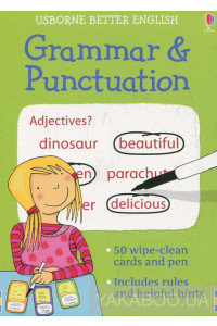 Фото - Grammar and punctuation cards
