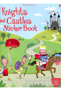 Фото - Knights and Castles Sticker Book