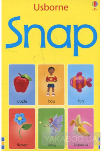 Фото - Snap card game
