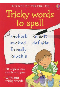 Фото - Tricky Words to Spell. Activity Cards