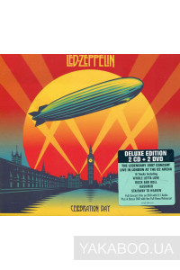 Фото - Led Zeppelin: Celebration Day (2 CD+ 2 DVD) (Deluxe in CD Size Package) (Import)