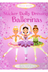 Фото - Sticker Dolly Dressing. Ballerinas