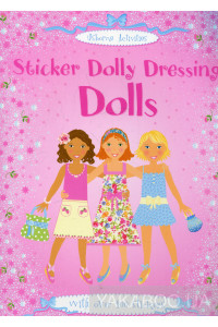 Фото - Sticker Dolly Dressing. Dolls