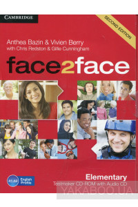 Фото - Face2face. Elementary. Class Audio CDs (2 CD)