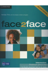 Фото - Face2face. Intermediate Workbook without Key
