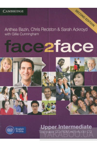 Фото - Face2face. Upper Intermediate Testmaker CD-ROM and Audio CD