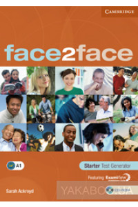 Фото - Face2face. Starter Test Generator CD-ROM