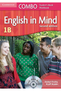 Фото - English in Mind Level 1B Combo with DVD-ROM