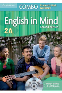 Фото - English in Mind Level 2А Combo with DVD-ROM