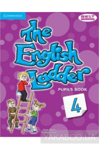 Фото - The English Ladder Level 4 Pupil's Book