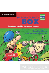 Фото - Primary Activity Box Audio CD: Games and Activities for Younger Learners
