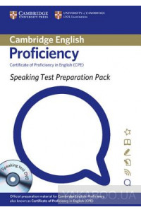 Фото - Speaking Test. Preparation Pack for CPE (+DVD)