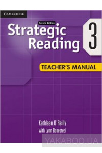 Фото - Strategic Reading. Level 3. Teacher's Manual