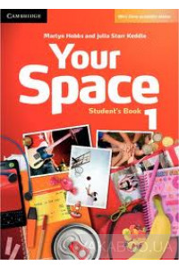 Фото - Your Space. Level 1. Student's Book