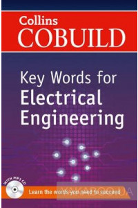 Фото - Collins Cobuild Key Words for Electrical Engineering
