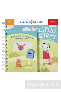 Фото - Little Letters: Your first letter-writing set