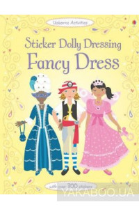 Фото - Fancy dress. Sticker Dolly Dressing