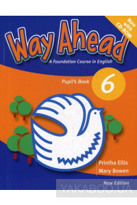 Фото - Way Ahead 6 Pupil's Book with CD-ROM