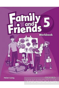 Фото - Family and Friends 5: Workbook