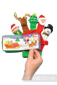 Фото - Merry Christmas. A Hand-Puppet Board Book