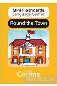 Фото - Mini Flashcards Language Games. Round the Town