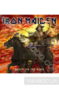 Фото - IRON MAIDEN: DEATH ON THE ROAD (LIVE) (LP) (Import)