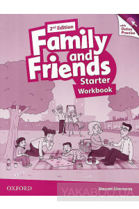 Фото - Family and Friends 2nd Edition Starter Workbook