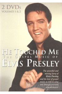Фото - Elvis Presley: He Touched Me - The Gospel Music Of Elvis Presley - Volume 1 & 2 (2 DVD) (Import)